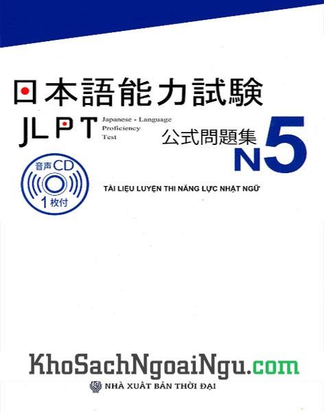 Tài liệu luyện JLPT Nhật ngữ N5