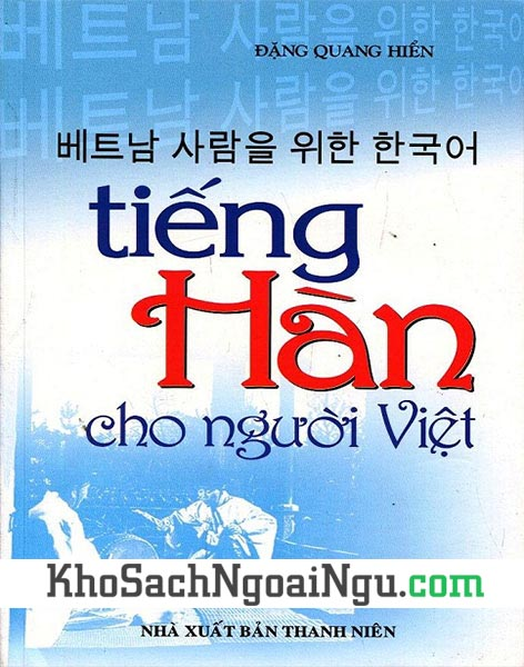 Sách Tiếng Hàn cho người Việt