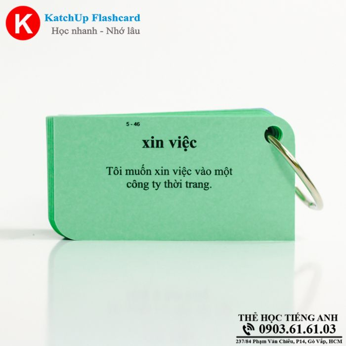 Flashcard-KatchUp-Employment-management-and-marketing-High-Quality-Xanh