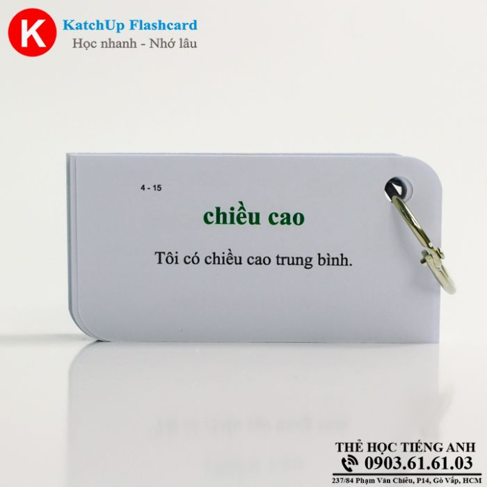 flashcard tieng anh ielts the body the mind