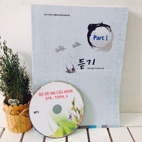 Bộ ôn EPS - KLPT (Dành cho người XKLĐ) 4 quyển