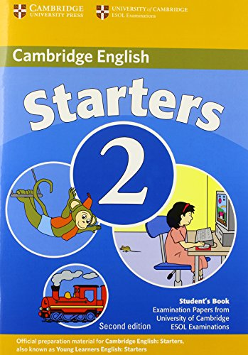 Cambridge YLE Tests: Starters 2, 2nd Edition