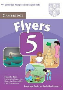Flyers 5 Full Cambridge Young Learners English Tests