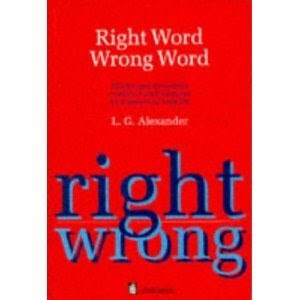 Right Word Wrong Word