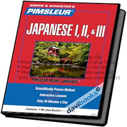 cach-hoc-tieng-nhat-Pimsleur-Japanese-3rd-Edition